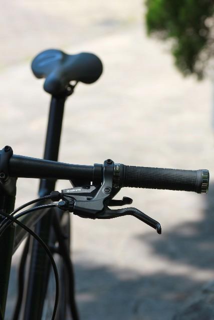 自転車のハンドルをまっすぐにする方法!ハンドルの種類