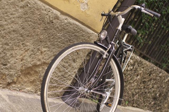 自転車のタイヤとホイールをインチアップ!選び方とは!?