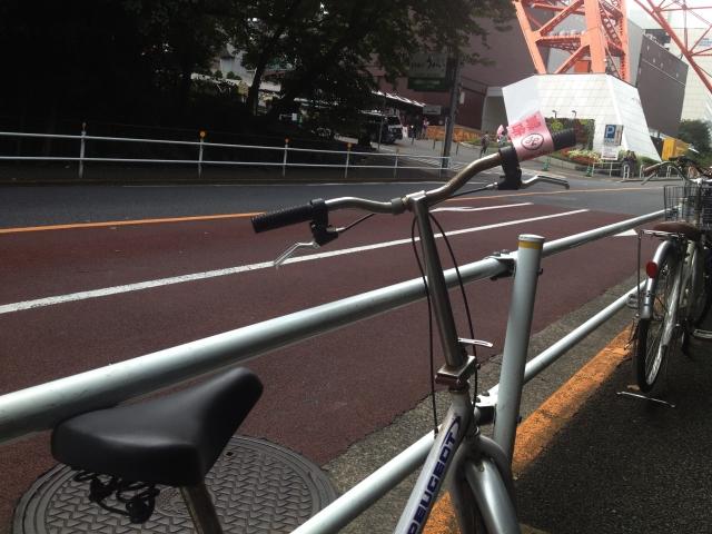 自転車が近くに放置されている場合、処分すると罪になる?