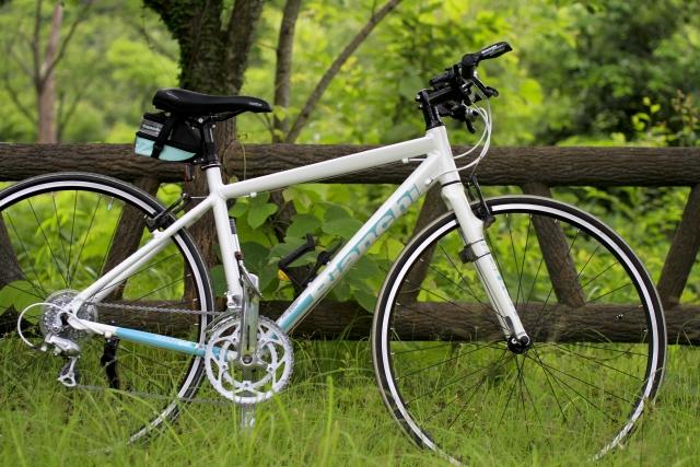 通勤にはロードバイクが人気!!メリットがたくさん!