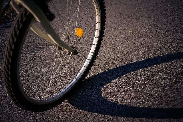 自転車のチューブ交換や自転車部品のサイズについて
