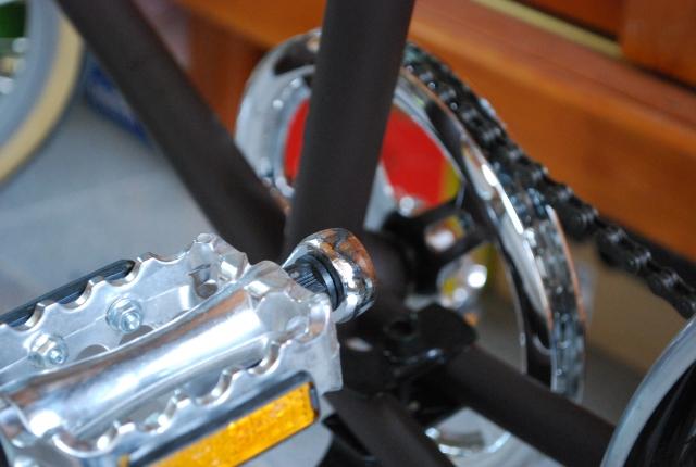 自転車のビンディングペダルの効果とは!?