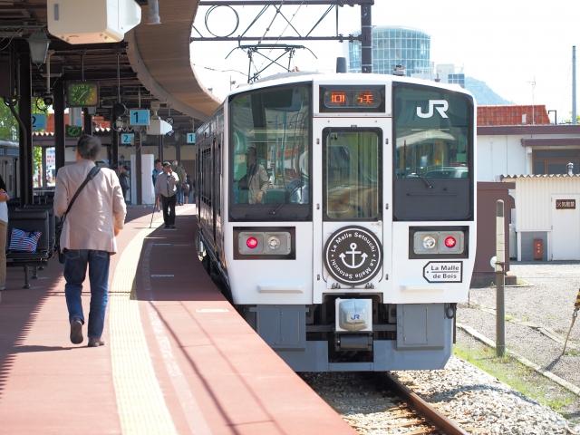 自転車を電車に乗せることができるって本当?