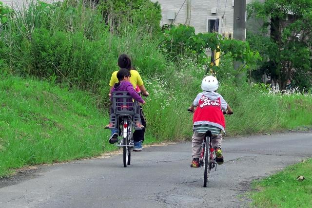 小学1年生が乗る自転車は何インチ?安全性を重視しよう!!