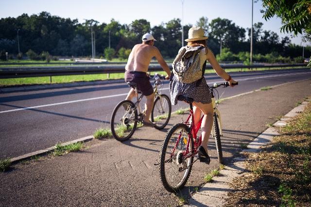 徒歩と自転車、スピードはどのくらい違ってくるの?