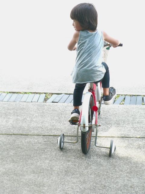 自転車に乗れない人必見!自転車練習方法のコツ!