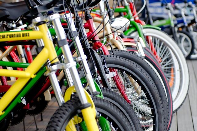 男性に人気のスポーツ自転車から子供用までの身長での選び方
