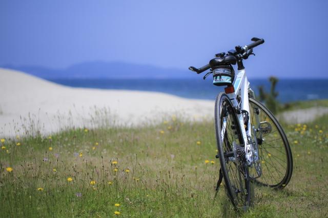 高級な自転車はなにが違う!?高い品質の部品が走る力に!