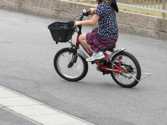 自転車の危険な逆走行為!子供も交通ルールを知っておくべき