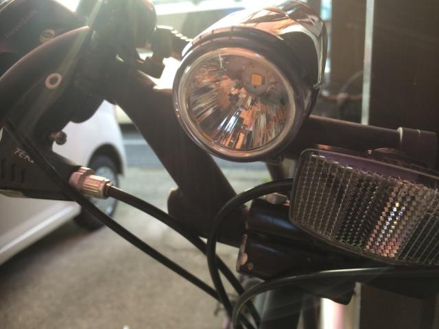 自転車に電球を取り付けよう!ledライトのおすすめは?