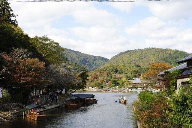 大都市「大阪」や京都の観光名所「嵐山」を自転車で走ろう!