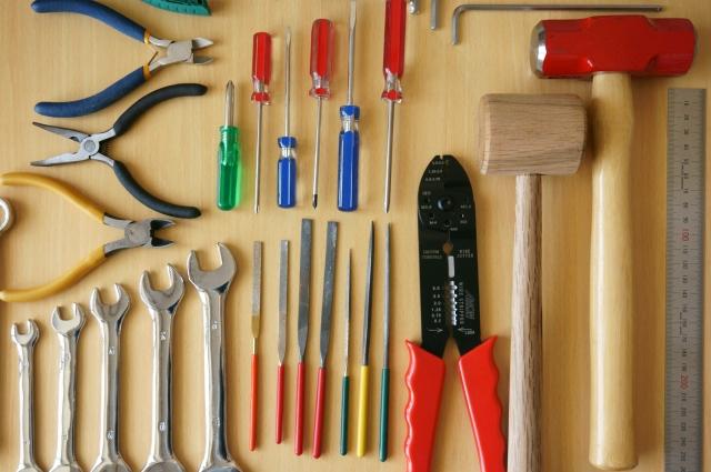 国産の工具メーカーに注目!工具を揃える前の予備知識