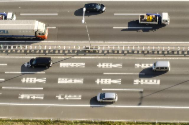 高速道路に歩行者、自転車の迷い込みは年々増加している!?