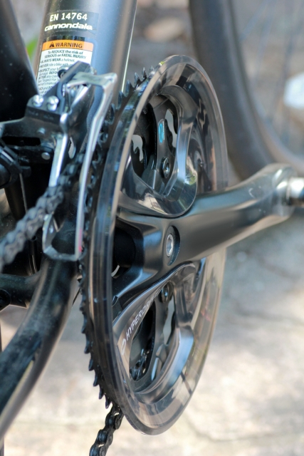 自転車に乗るだけでクランクは緩む!自分で出来る改善方法