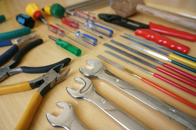 自転車のクランク取り付けは工具の種類さえ知っておけば簡単!