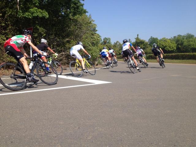 新庄クリテリウム2011年大会!災害のための備えに自転車を