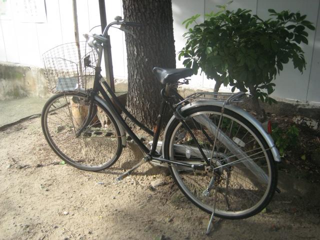 自転車の前輪・後輪ブレーキの調整と鳴き対策(ママチャリ)