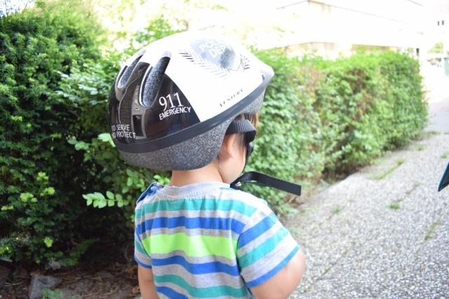 自転車用ヘルメットの正しい被り方、サイズ調整方法をご紹介