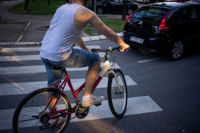 マウンテンバイクは街乗りにもおすすめ!タイヤの空気圧は?