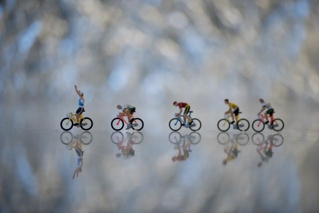 自転車のベアリングにはサイズがある!基本的には4サイズ!