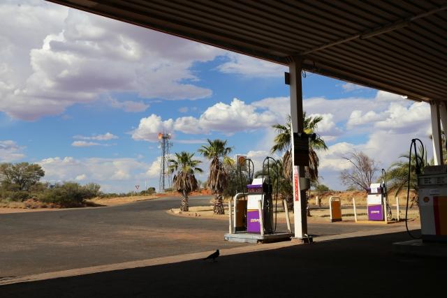 自転車のチェーンが外れたらガソリンスタンドで直せるの?