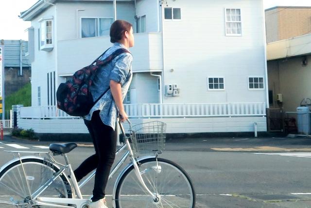 会社までの距離が13キロくらいなら自転車通勤がオススメ