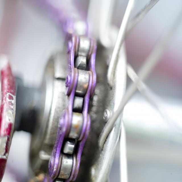 自転車のホイールやハブのメンテナンスをすることで快適に!