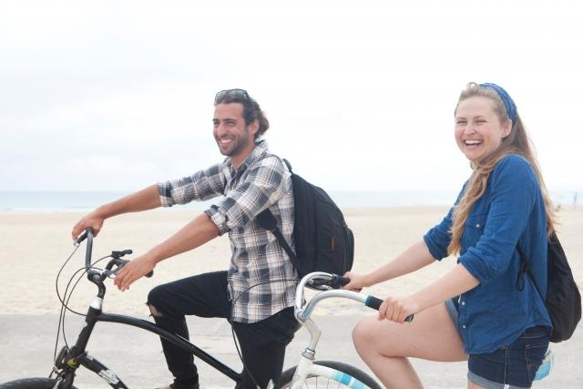 自転車で20分の距離なら、サイクルライフを楽しもう!