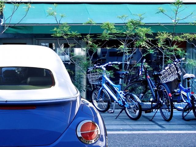 車で15分の距離の交通手段には、自転車の利用がおすすめ!