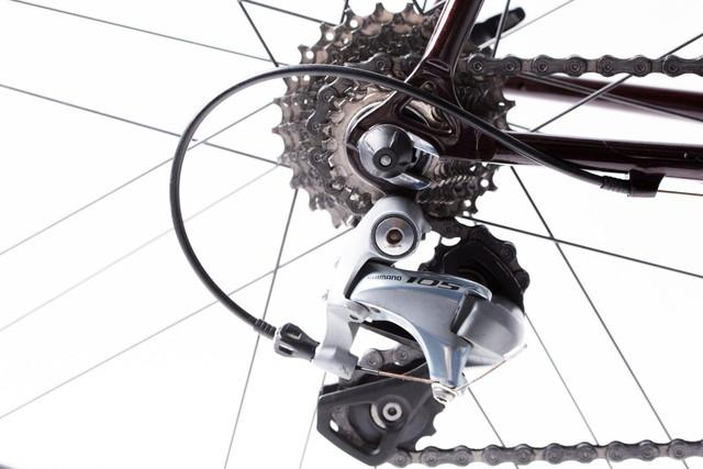 ロードバイクのカセットスプロケットcs-5700の重量は?