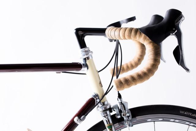ミニベロをロードバイクに近付ける?ドロップハンドル化