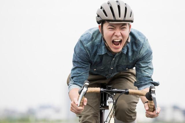 自転車の移動時間を予測して走行距離を伸ばしていきたい