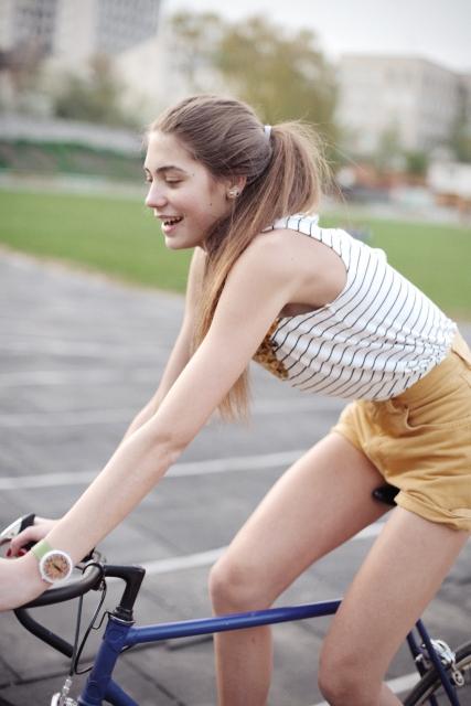 自転車はランニングと比べて運動になる?楽しむコツ