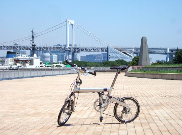 ミニベロとはどんな自転車?折りたたみ自転車との違い