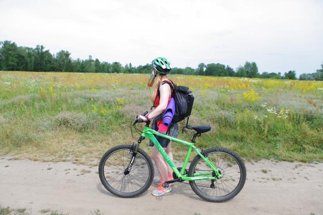 マウンテンバイクを街乗りに活用したい!参考はブログ!?