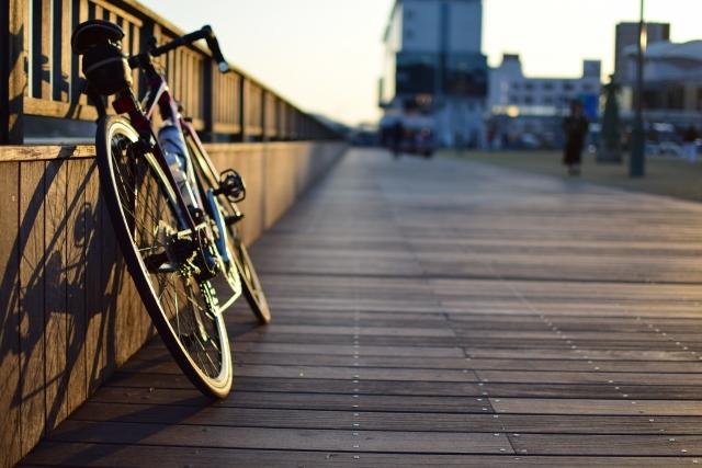 自転車の移動時間は気にせず距離を伸ばすことを考えてみよう