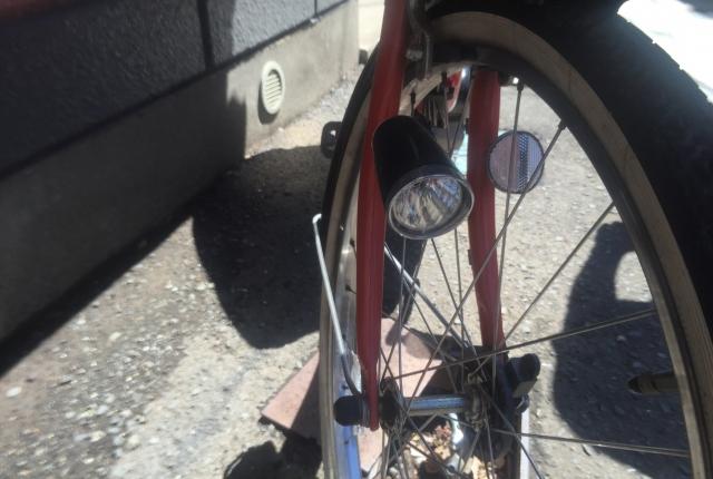 自転車のライトが点かない理由は何?その対処法をご紹介!