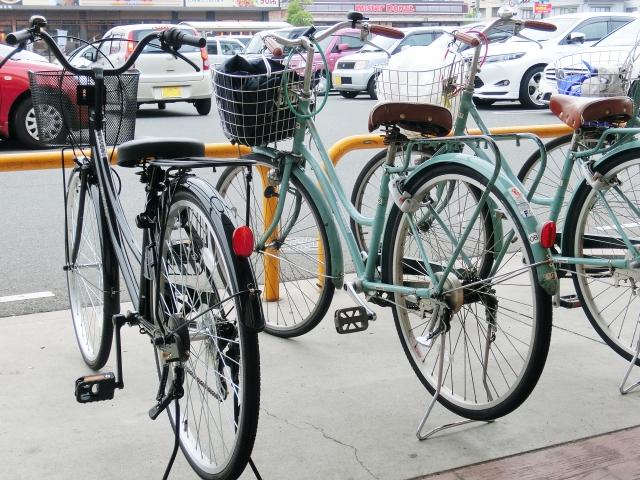自転車のワイヤー錠は簡単に切断される!?お勧めの施錠方法