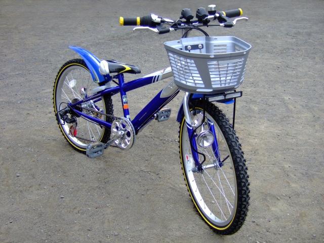 子供用自転車を分解!フレーム塗装で綺麗にリメイク!