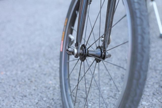 ジオスのミニベロはタイヤ径が大きい!優れた走行性能に注目