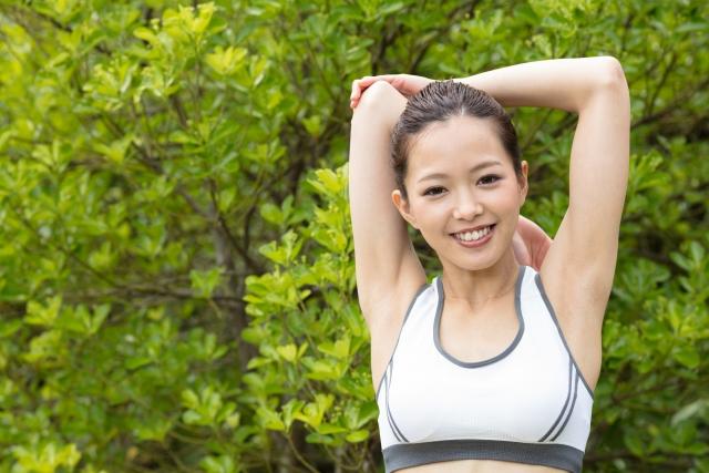 女性のハンドル幅は肩幅?平均的な肩幅のサイズが知りたい!