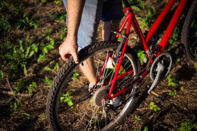 ロードバイクのホイールは見た目も重要!何を基準にする?