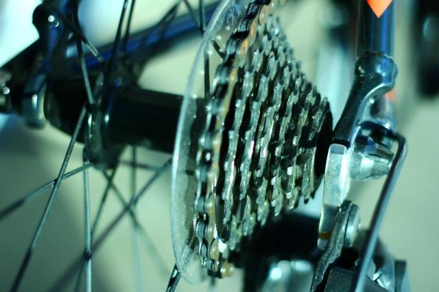 ロードバイクのホイールで8速用は変速数を上げられるのか?