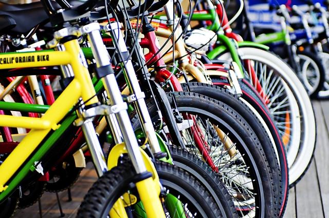 自転車の様々なパーツを取り扱う東京都の店舗をご紹介