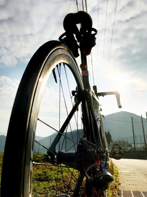 ロードバイク用ホイールのリム幅と適正タイヤサイズについて