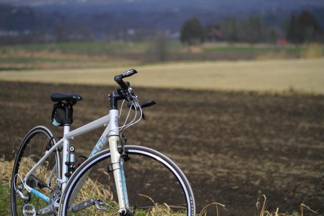 ロードバイクのタイヤにチェレステカラーを選択するのは?