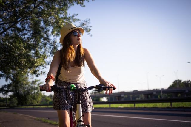 giantのクロスバイク!女性向けのモデルと選び方は?