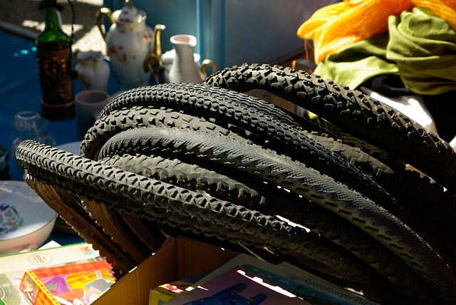 ロードバイクのタイヤを処分するときはどうすれば良い?