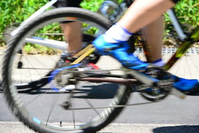 トレックのクロスバイクを改造してスピードアップ!