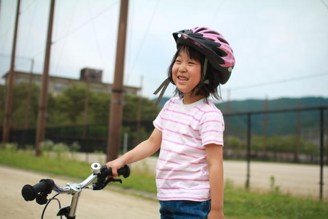 ストライダーに乗る際にヘルメットの着用がなぜ必要なのか?